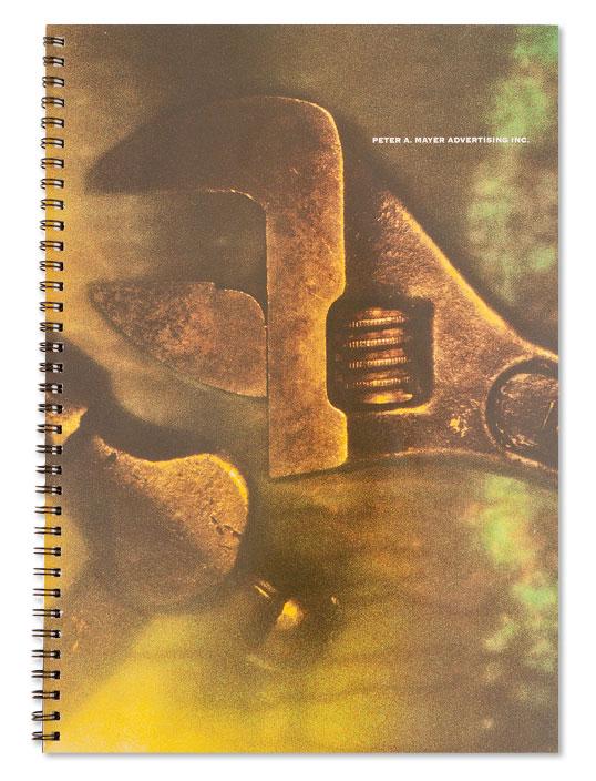 Peter A Mayer Promotional Brochures  Phillip Collier Designs