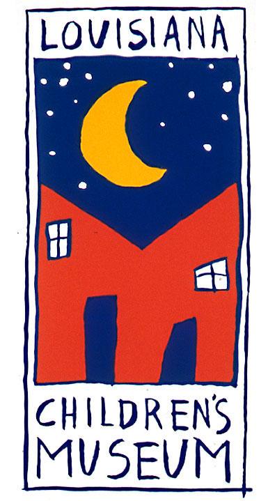 Logo design for Louisiana Children's Museum.