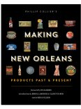 Book design for Phillip Collier's Making New Orleans.