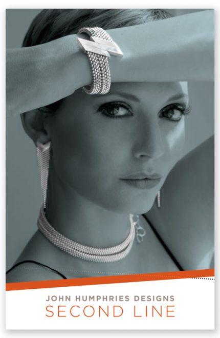 Catalog design for John Humphries/Mignon Faget.